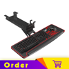 Eureka Ergonomic® Height & Angle Adjustable Under Desk Keyboard & Mouse Tray, Black