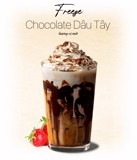 Freeze Chocolate Dâu Tây
