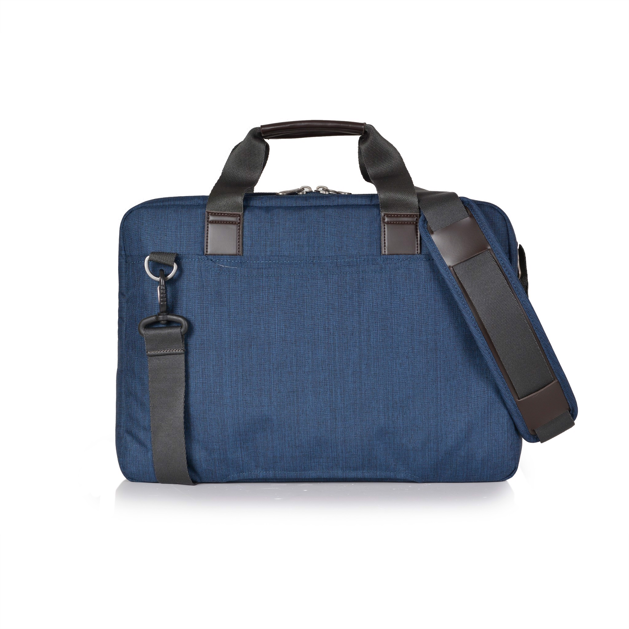 The Ralph Briefcase-Navy
