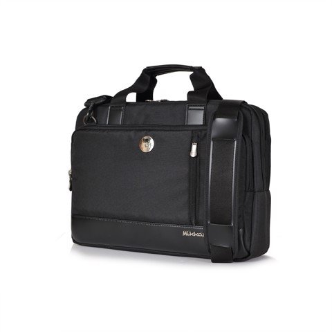 The Ralph Briefcase-Black