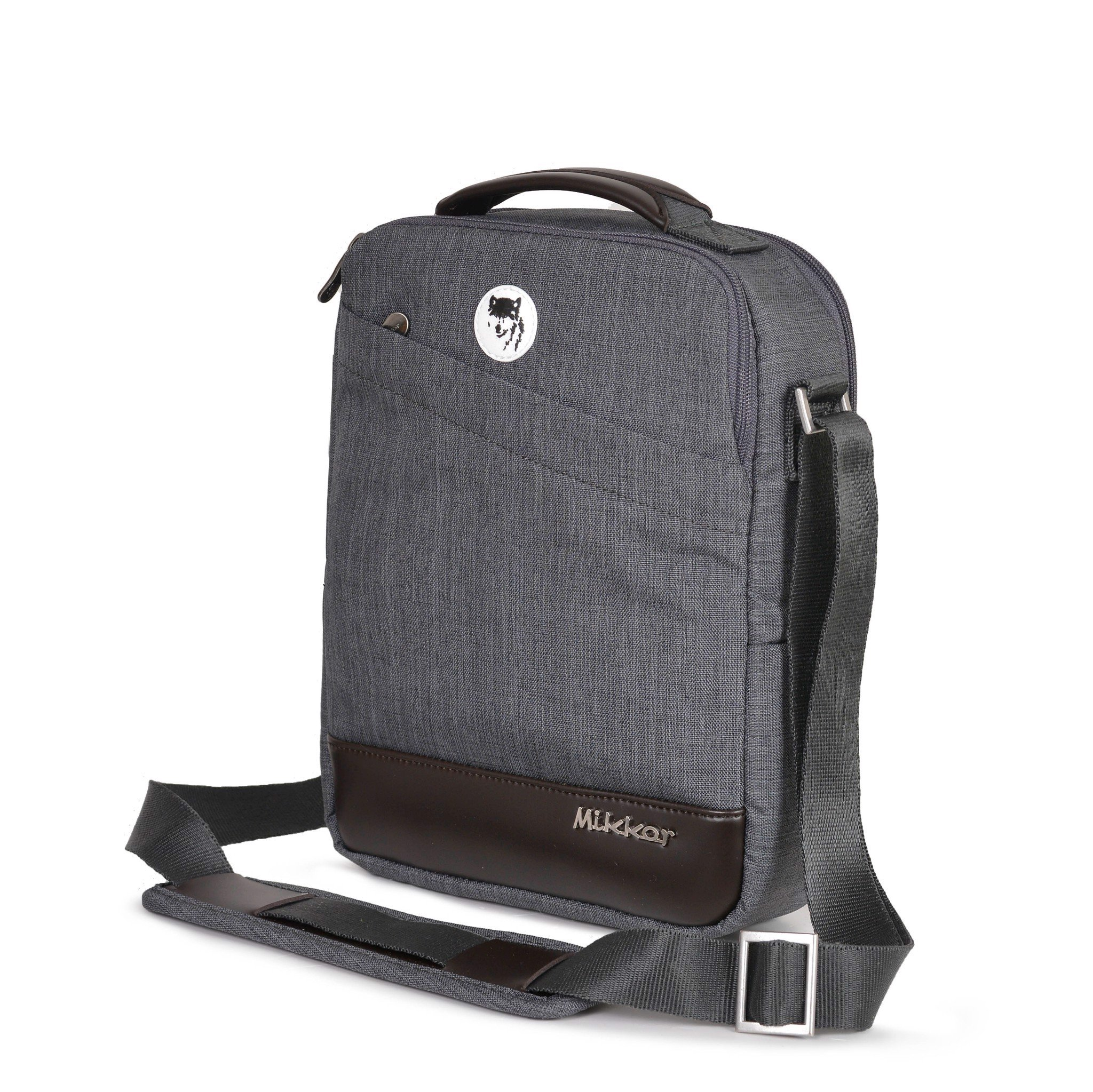 The Norris Sling-Dark Mouse grey