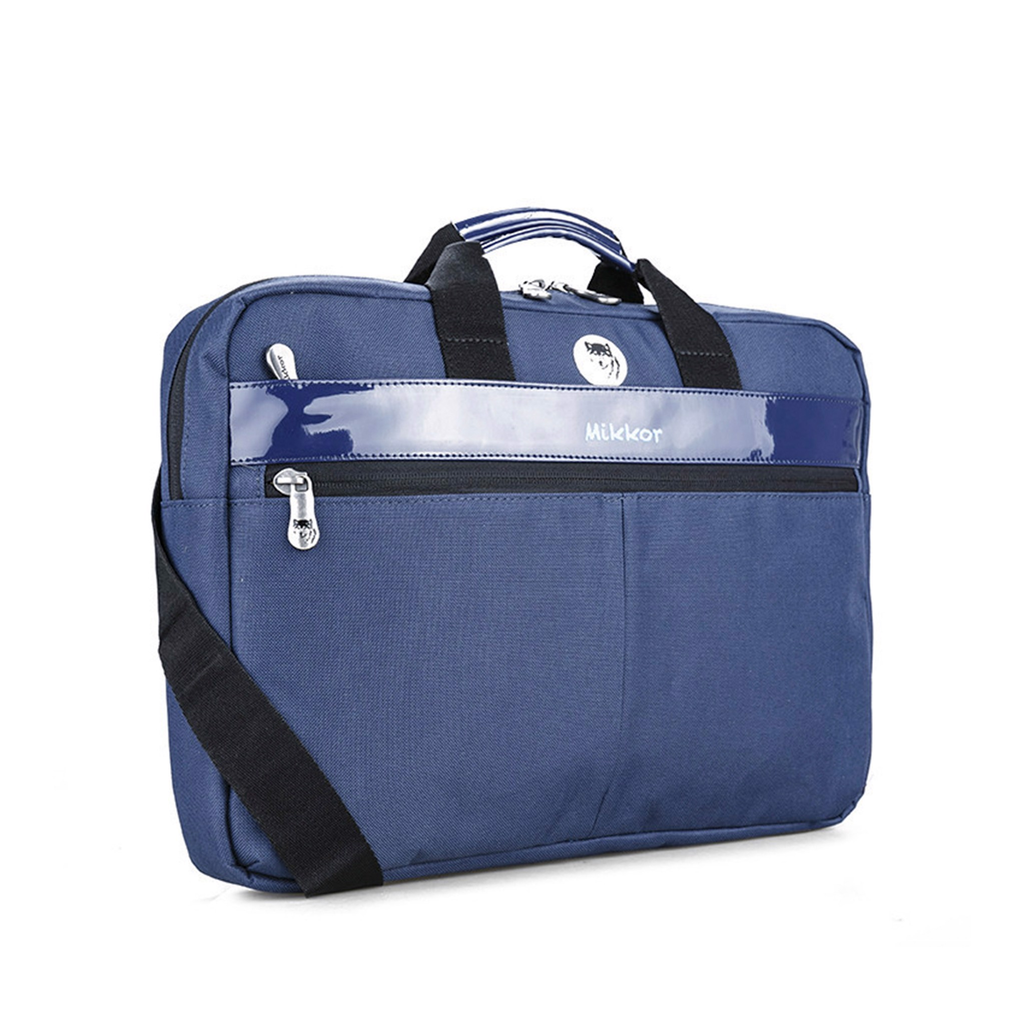 Editor Briefcase - Deep Blue