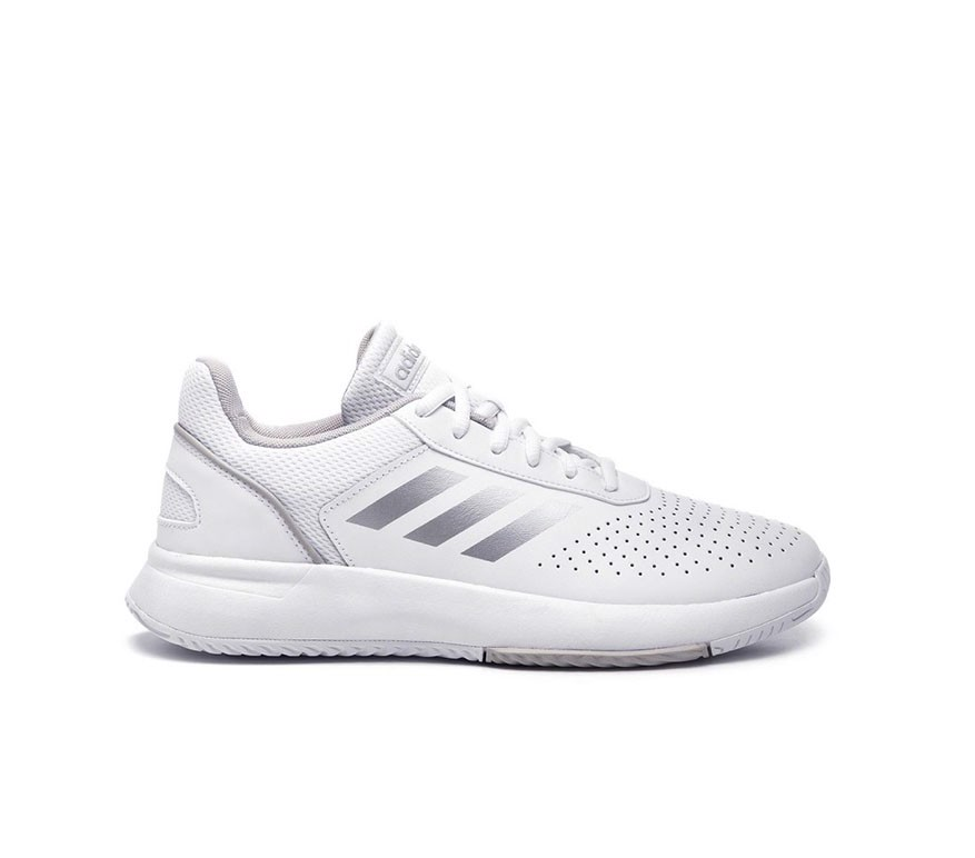 adidas w courtsmash (f36262) ftwwht/ msilve/ gretwo