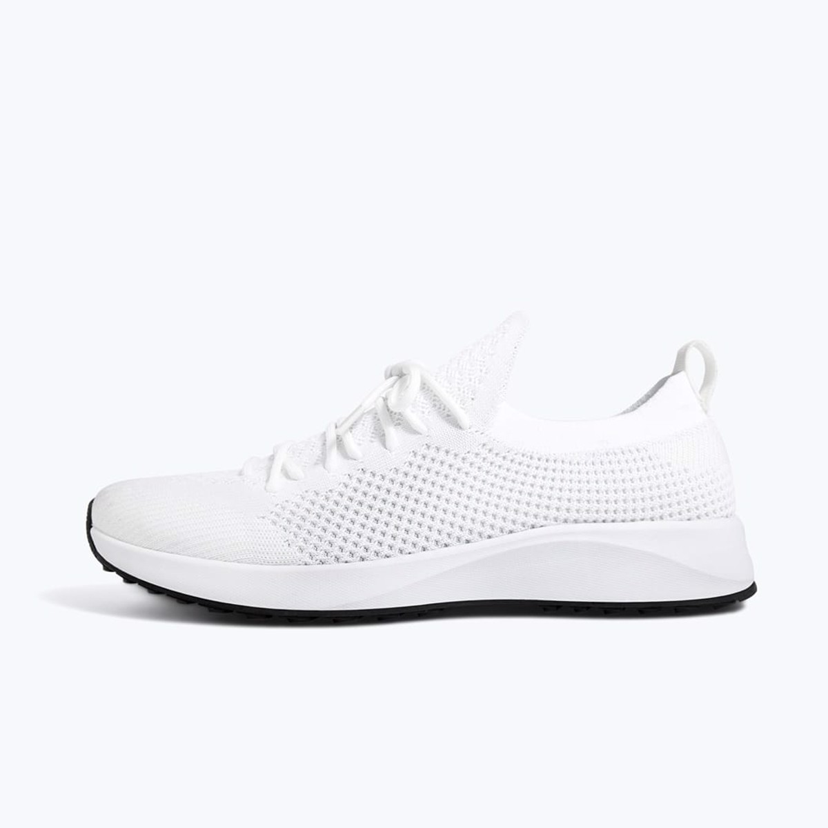 Giày native ad mercury 2.0 liteknit (21106919) shell white/ shell white /jiffy rubber