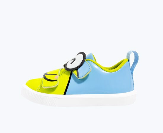GIÀY NATIVE C MONACO CT PRINT CHILD (23104442) SKY BLUE/ SHELL WHITE/ KEROPPI