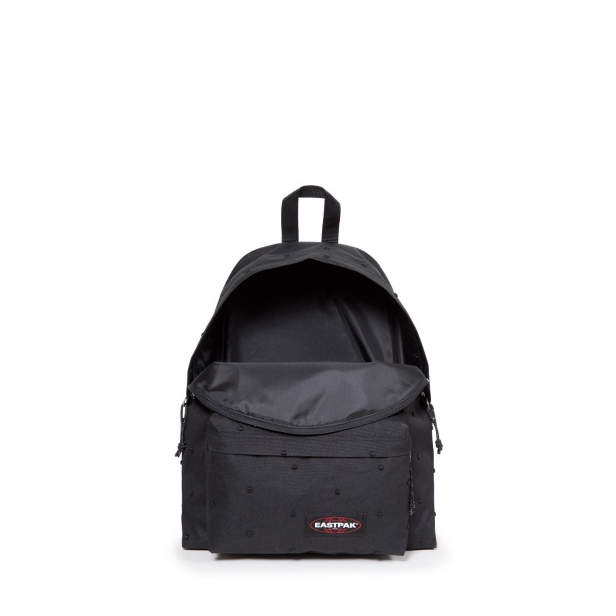 BALO UNISEX EASTPAK PADDED PAK'R (EK62092V) GARNISHED BLACK (40x30x18cm)