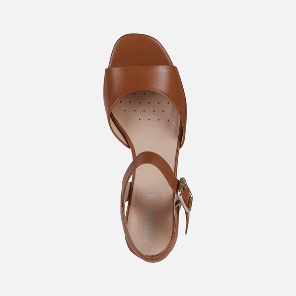 Giày sandals Nữ GEOX D Ortensia M.S. C