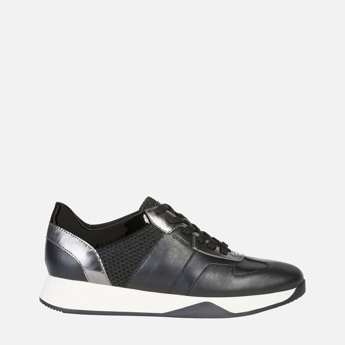 Geox Giày Sneakers Nữ D Suzzie B thumbnail