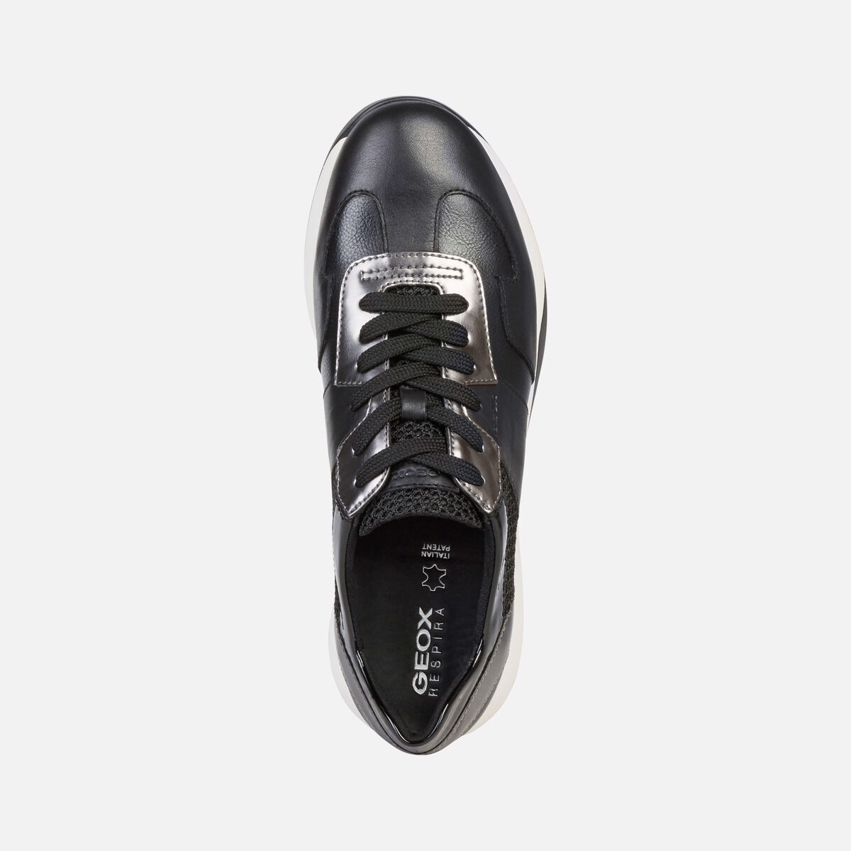 Giày Sneakers Nữ GEOX D Suzzie B