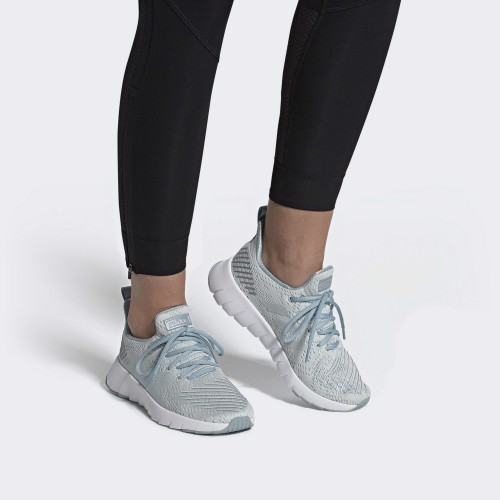 Giày sneaker adidas w asweego (ee8522) blutin/ ashgre/ ftwwht