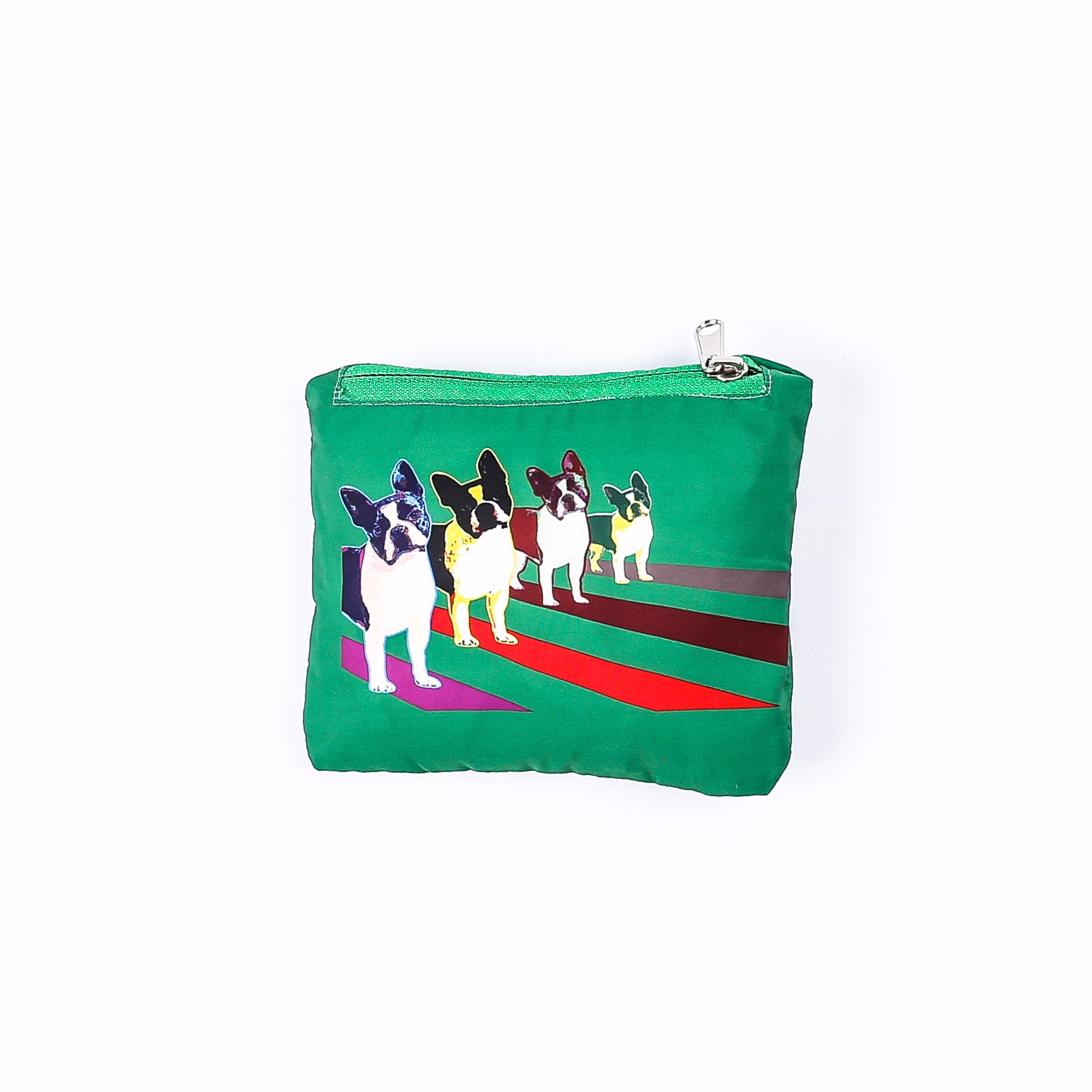 Balo xox backpack 4 pull dogs green