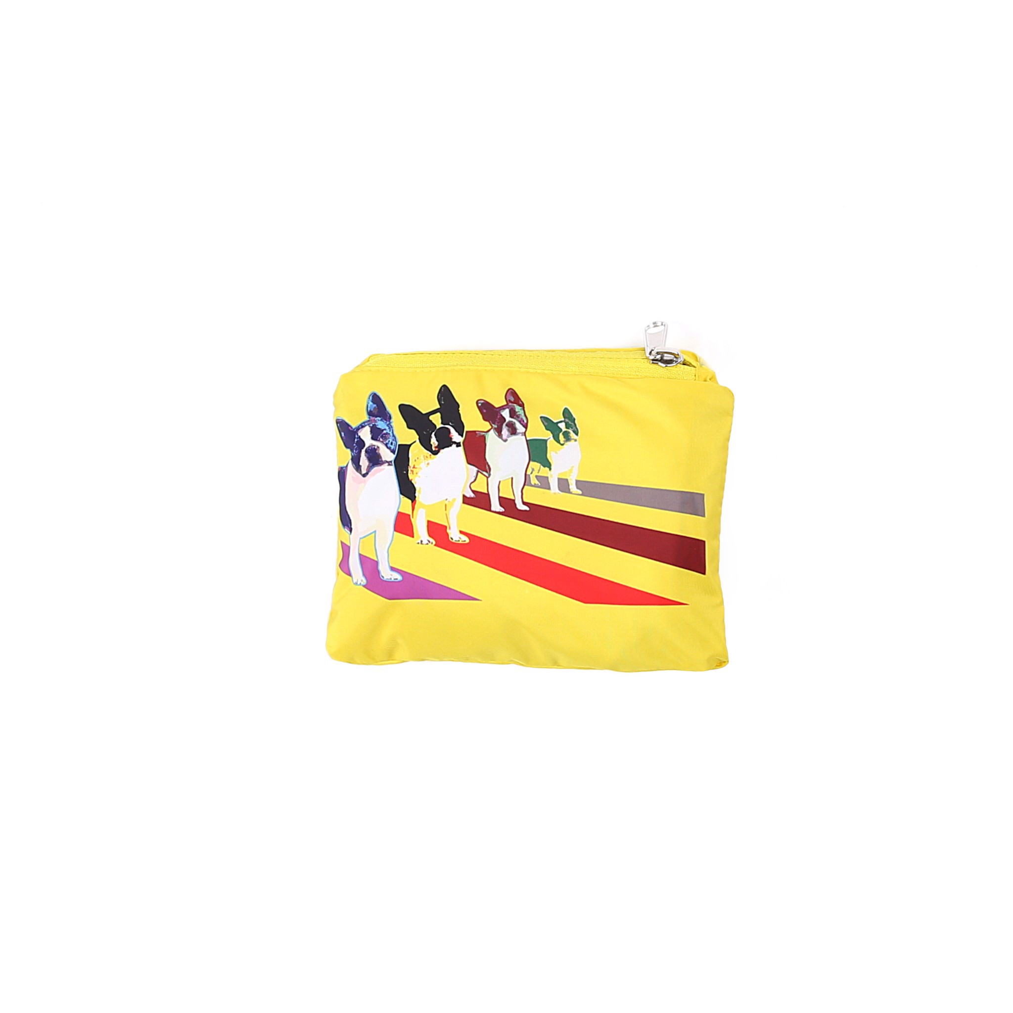Túi xox small bag 4 pull dogs yellow