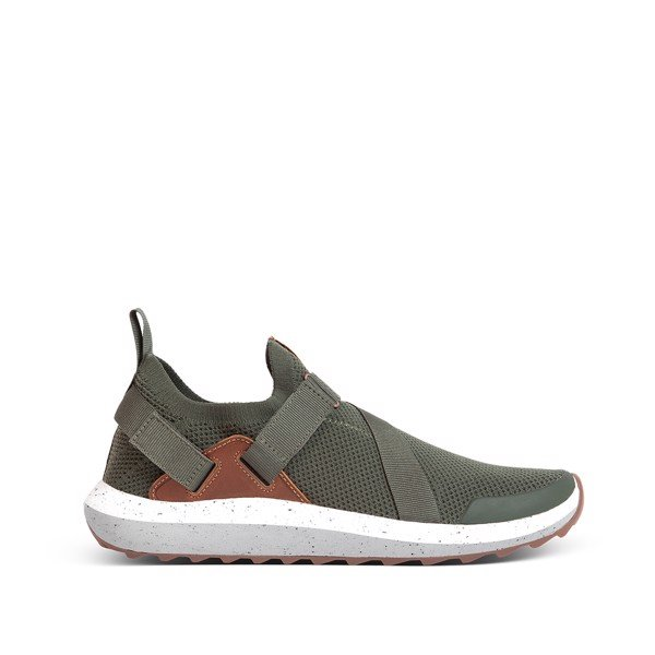 Sneaker freewaters m freeland trvl mns olive (mc037)