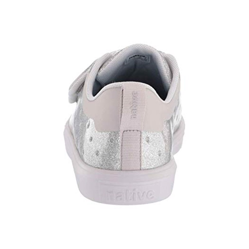 Giày Sneaker Trẻ Em NATIVE C Monaco Velcro Glitter Child