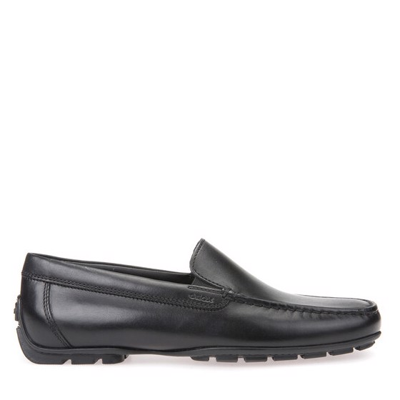 Giày geox u moner 2fit b (u824yb) smooth leather black