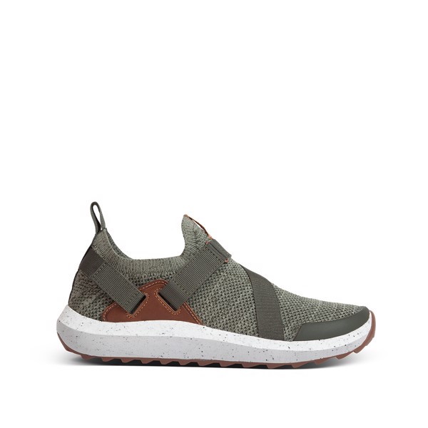 Sneaker  freewaters w freeland trvl wms olive (wc030)