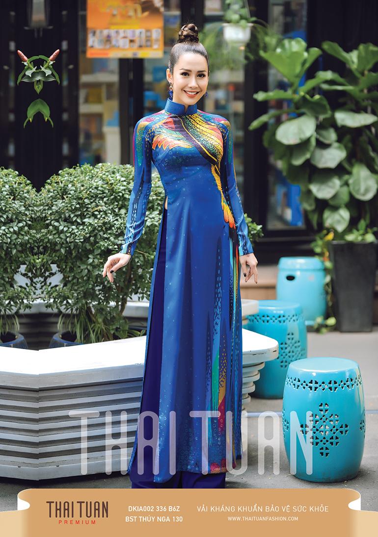 DKIA002-336-B6Z | Vải Áo Dài Thái Tuấn Premium