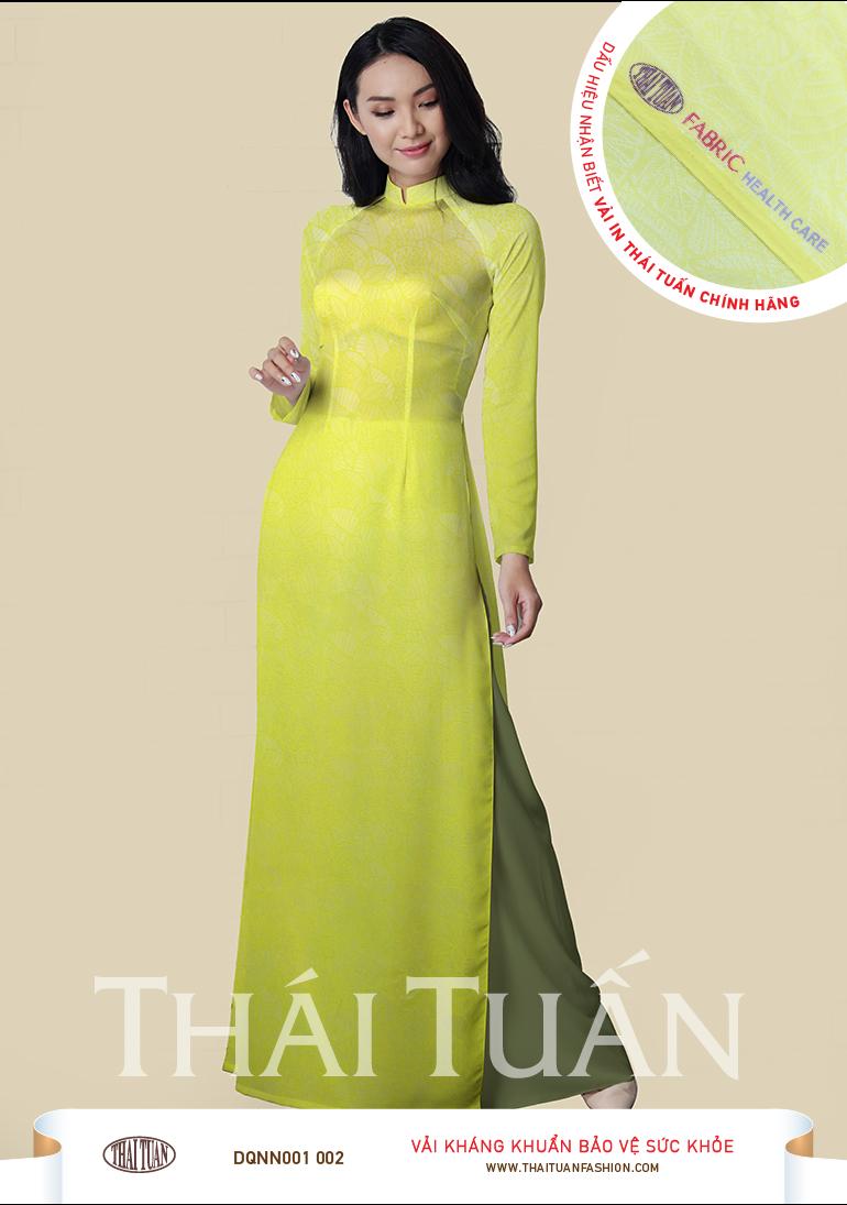 DQNN001-002 | Vải Áo Dài Hoa Văn Dệt