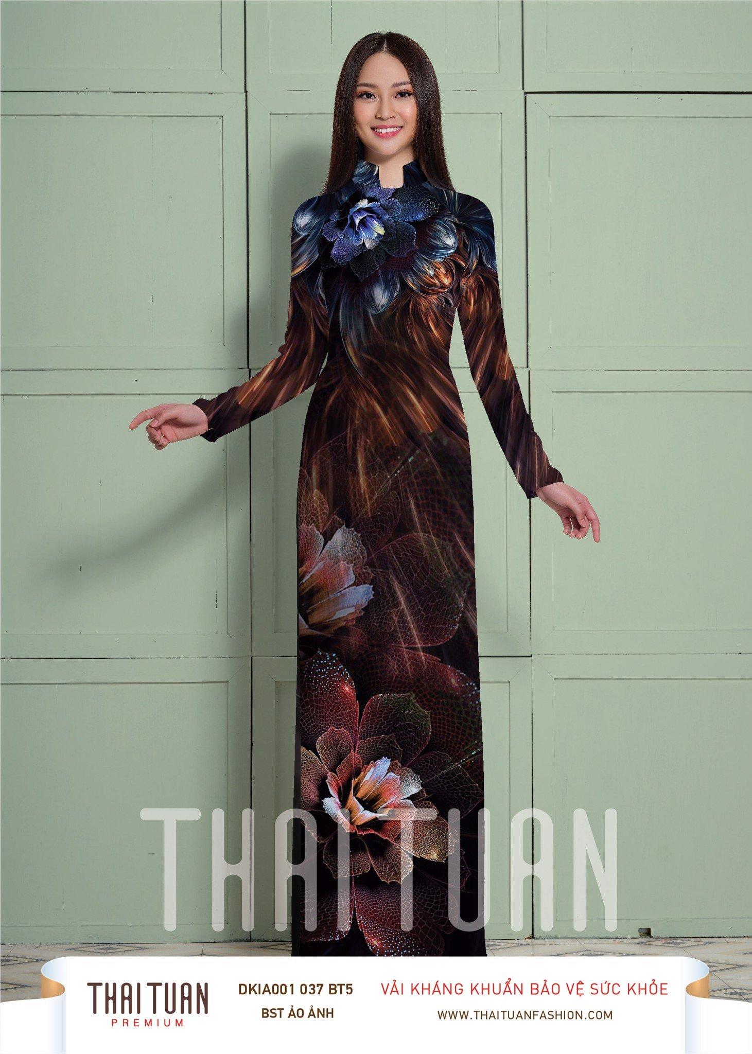 DKIA001-037-BT5 | Vải Áo Dài Thái Tuấn Premium