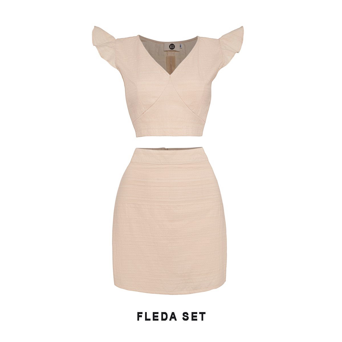 Fleda top set (Áo)