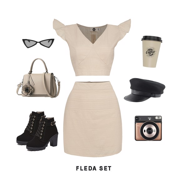 Fleda Skirt set (Váy)
