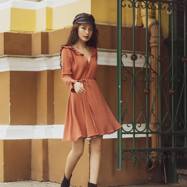 Nicanor dress