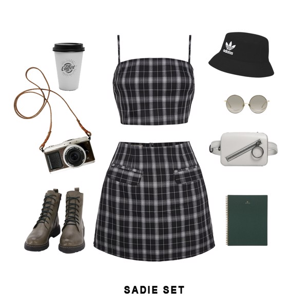 Sadie top set (áo)