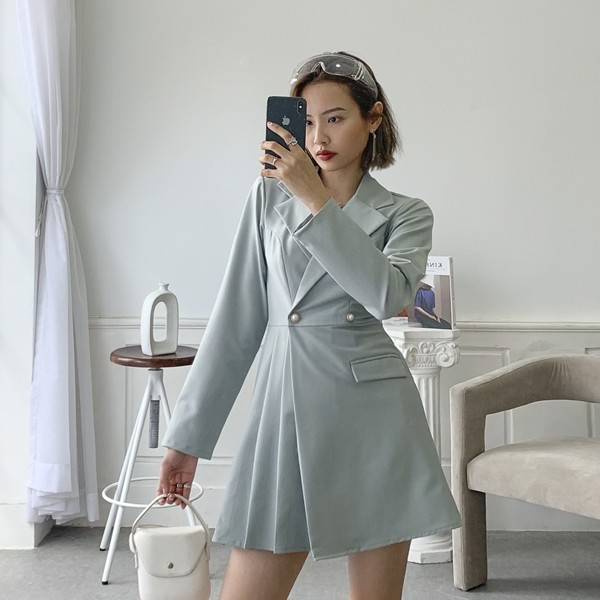 Aquene Blazer Dress