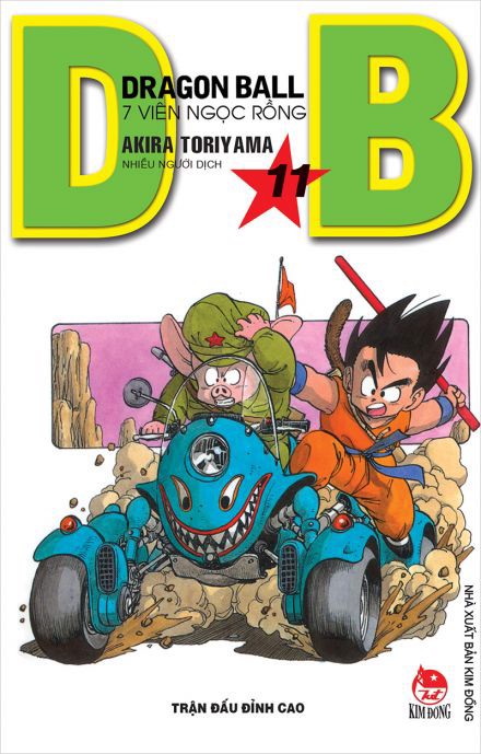 Dragon Ball tập 11