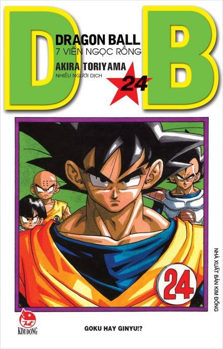 Dragon Ball tập 24