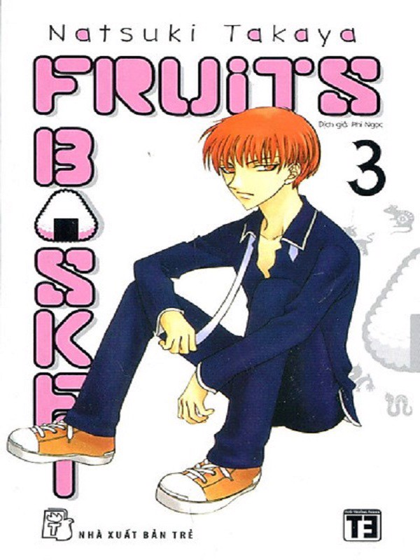 Fruits Basket Tập 3