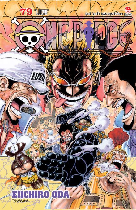 One Piece tập 79