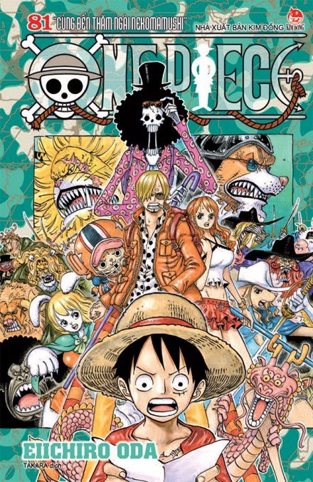One Piece tập 81