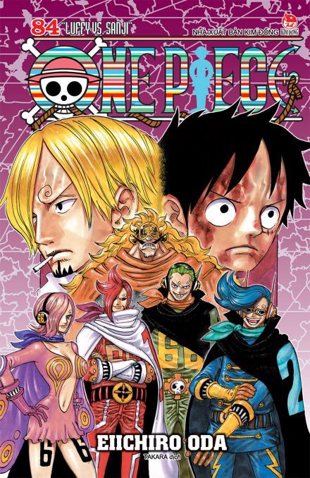 One Piece tập 84