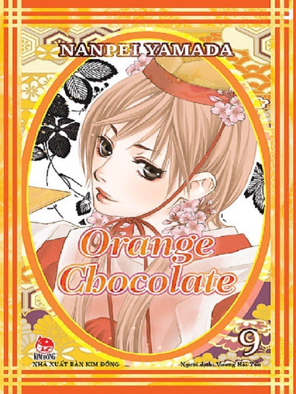 Orange Chocolate Tập 9