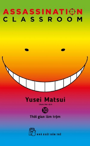 Assassination Classroom tập 10