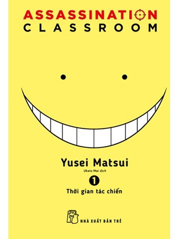 Assassintion Classroom tập 1