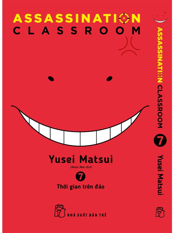 Assassination Classroom tập 7