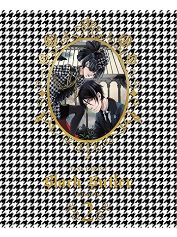 Yana Toboso Artworks Black Butler vol. 2