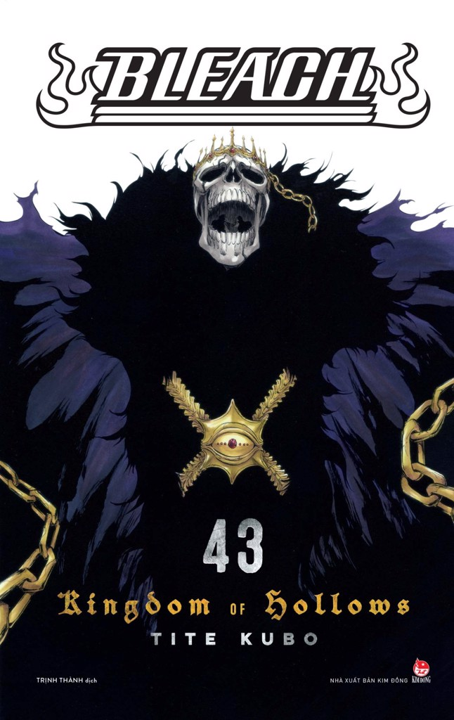 Bleach Tập 43: Kingdom Of Hollows