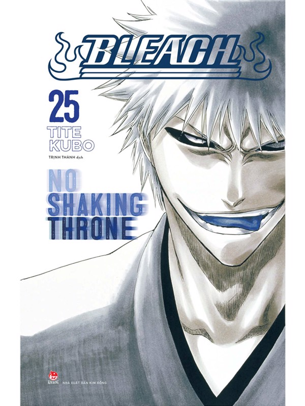 Bleach Tập 25: No Shaking Throne