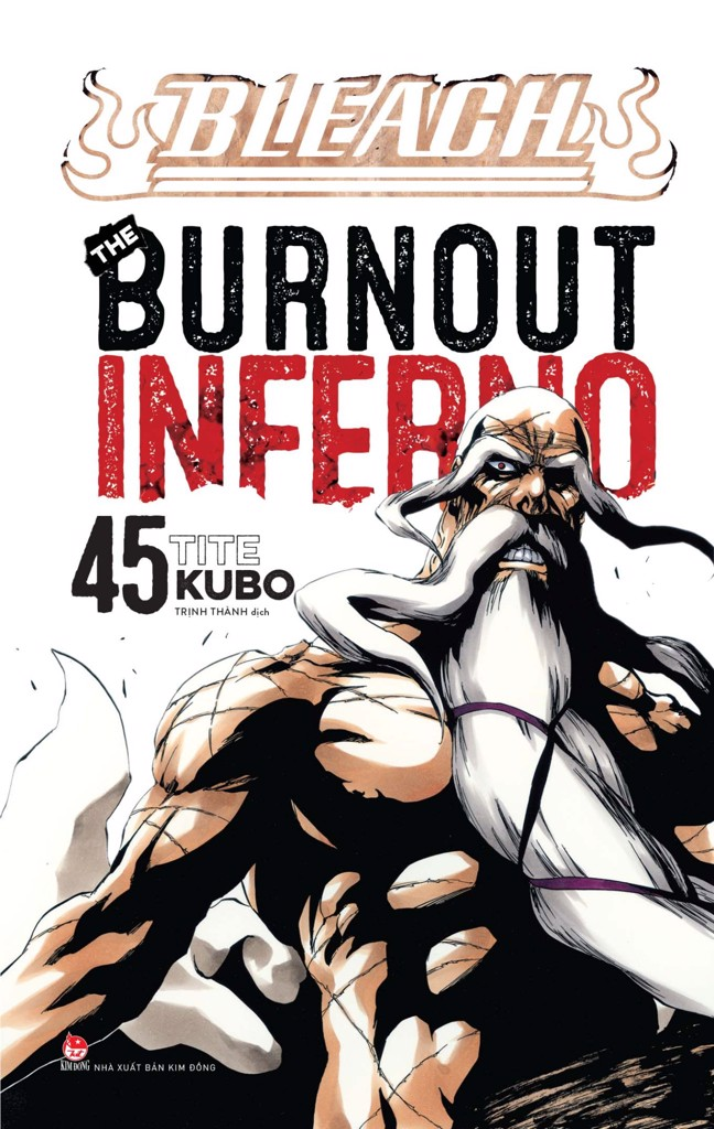 Bleach Tập 45: The Burnout Inferno