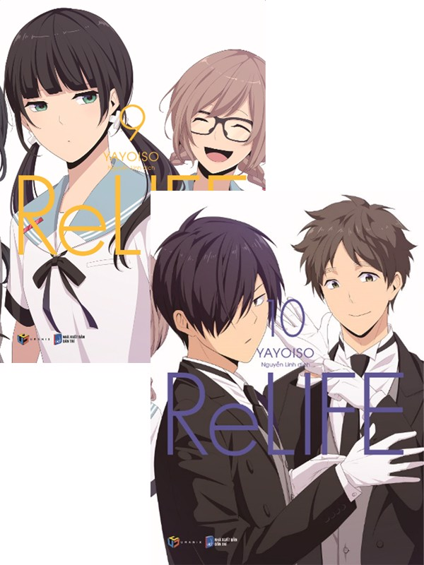 Combo Relife tập 9+10