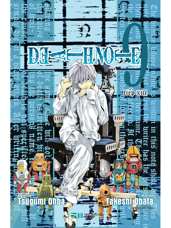 Death Note tập 9
