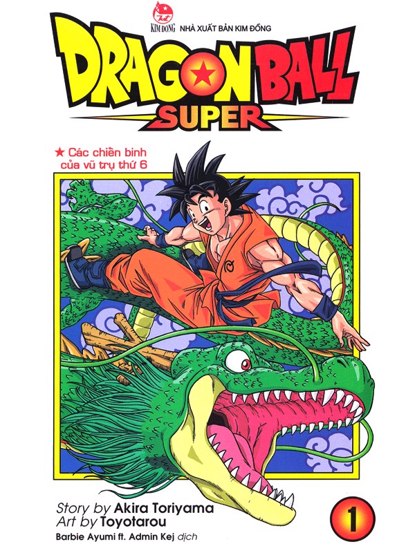 Dragon Ball Super tập 1