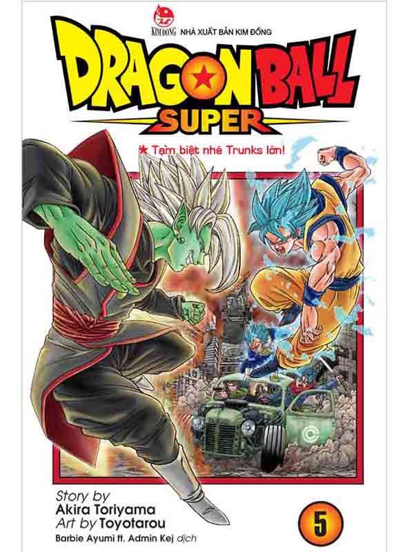 Dragon Ball Super tập 5
