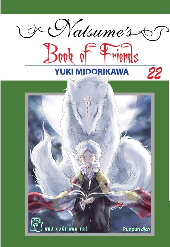 Natsume's Book Of Friends tập 22