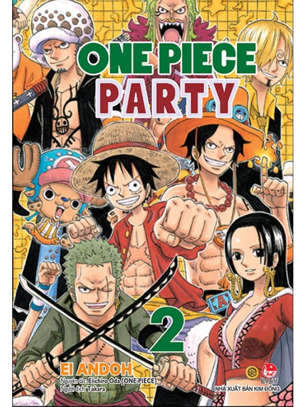 One Piece Party tập 02