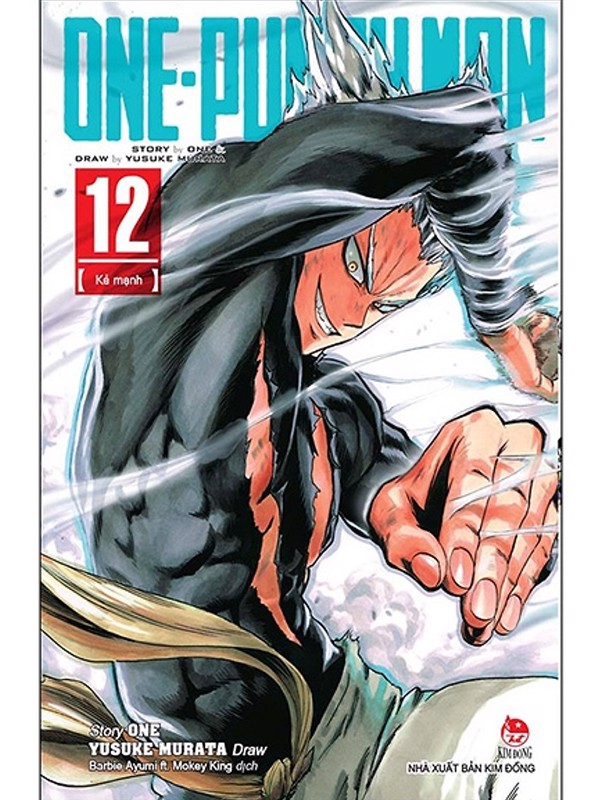 One-Punch Man tập 12