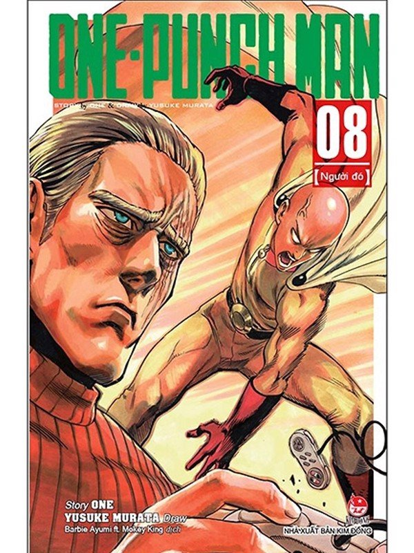 One-Punch Man tập 8